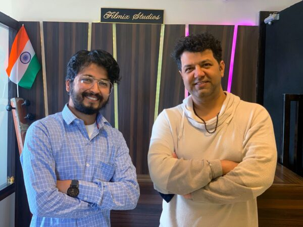 Avadhoot gupte in filmix studios pune